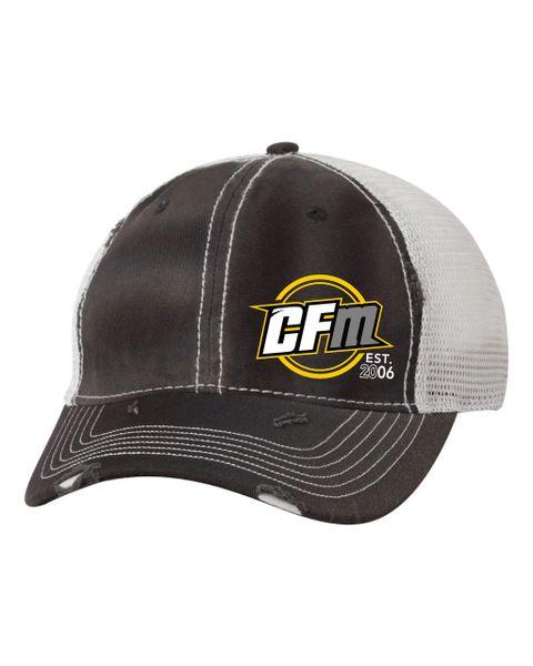CornField-Mafia CFM Sportsman Unstructured Mesh Back