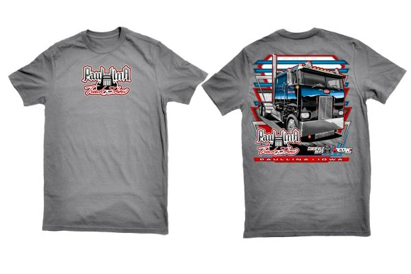 2018 Paullina Truck Show - 2018 Official Event Shirt