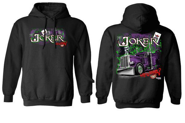 CFM - The Joker Hoodie