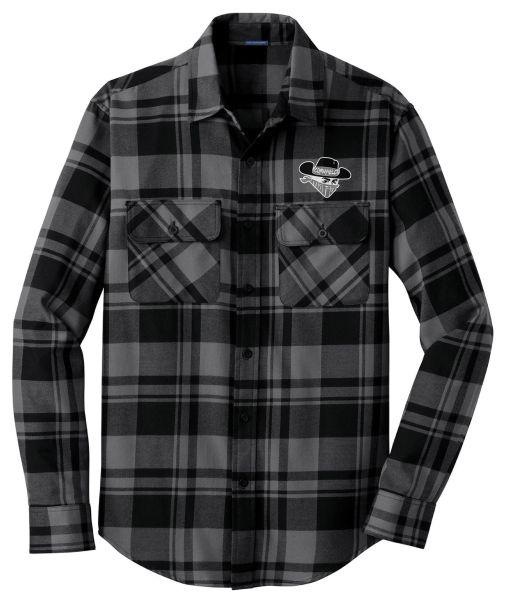 CFM - Bandit Flannel - Black