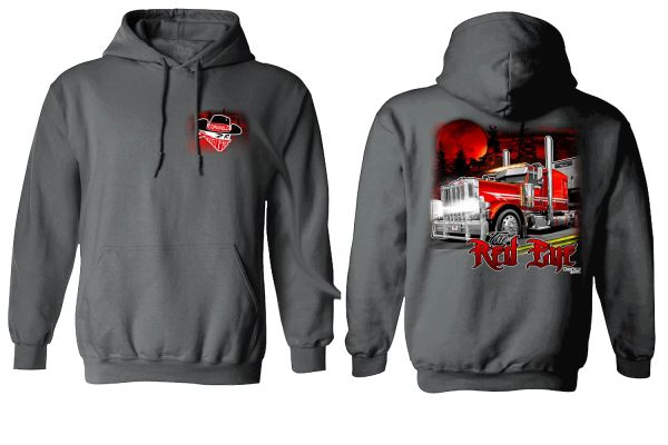 CFM - The Red Eye Hoodie