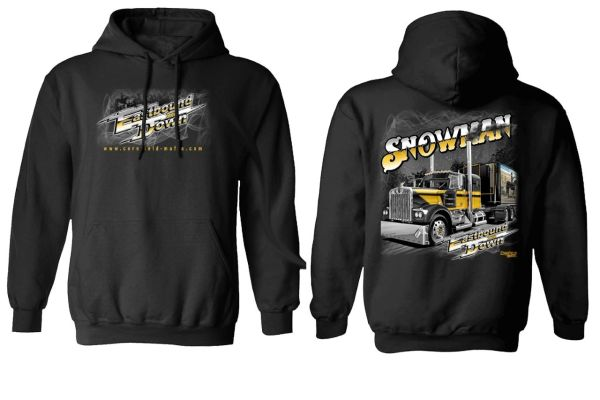 CFM - Eastbound And Down - The Snowman - Hoodie