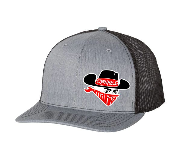 CFM Bandit Richardson Heather Gray Hat
