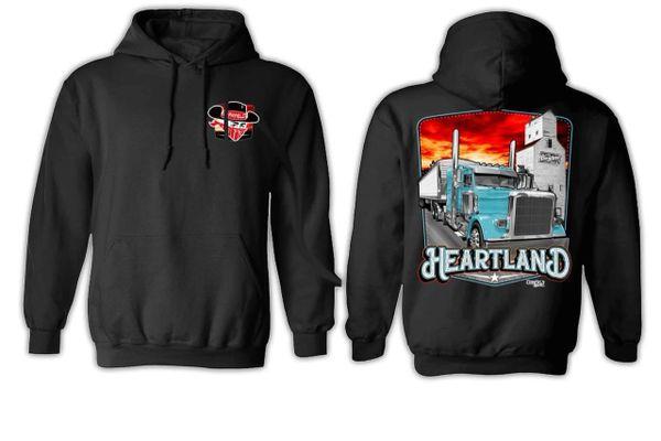 CFM - Heartland Poly Hoodie