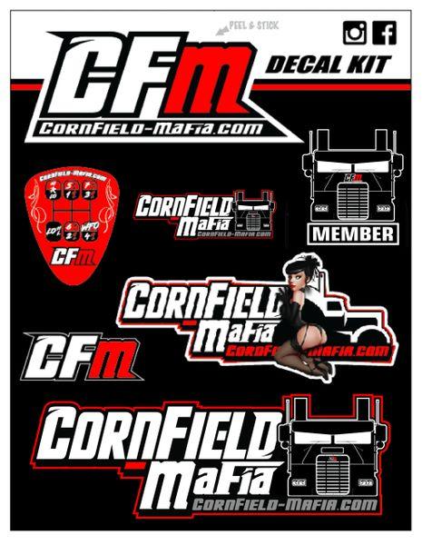 CornField-Mafia Sticker Pack