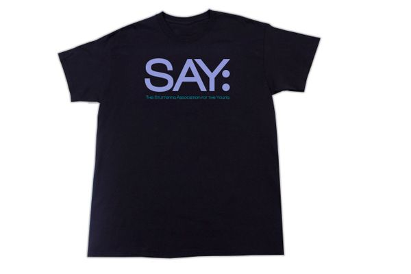 SAY Logo T-Shirt