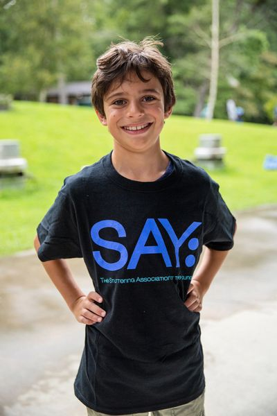 SAY T-Shirt