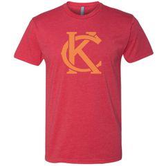 KC Logo Yellow Print