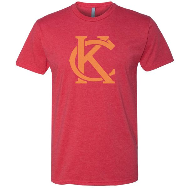 KC Logo Yellow Print