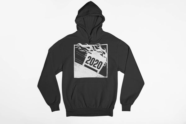 Dumpster Fire 2020 Hoodie