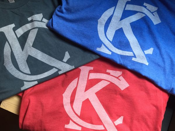 Official City of KC Logo Tee Shirt