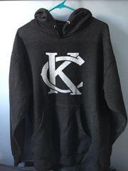 KC Logo Hooded Sweatshirt