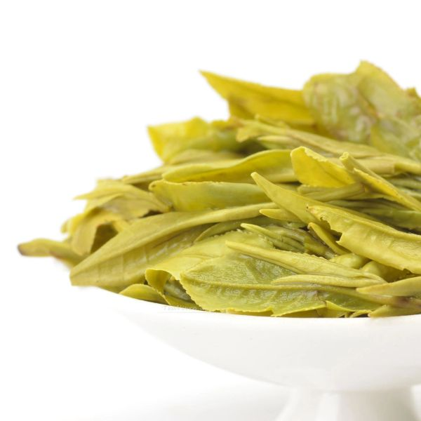 Organic Superfine Dragon Well Long Jing Green Tea