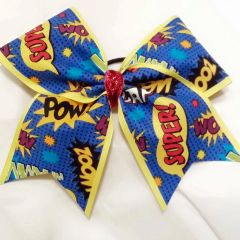 CHEER BOW - POW ZOOM SUPER CHEER BOW
