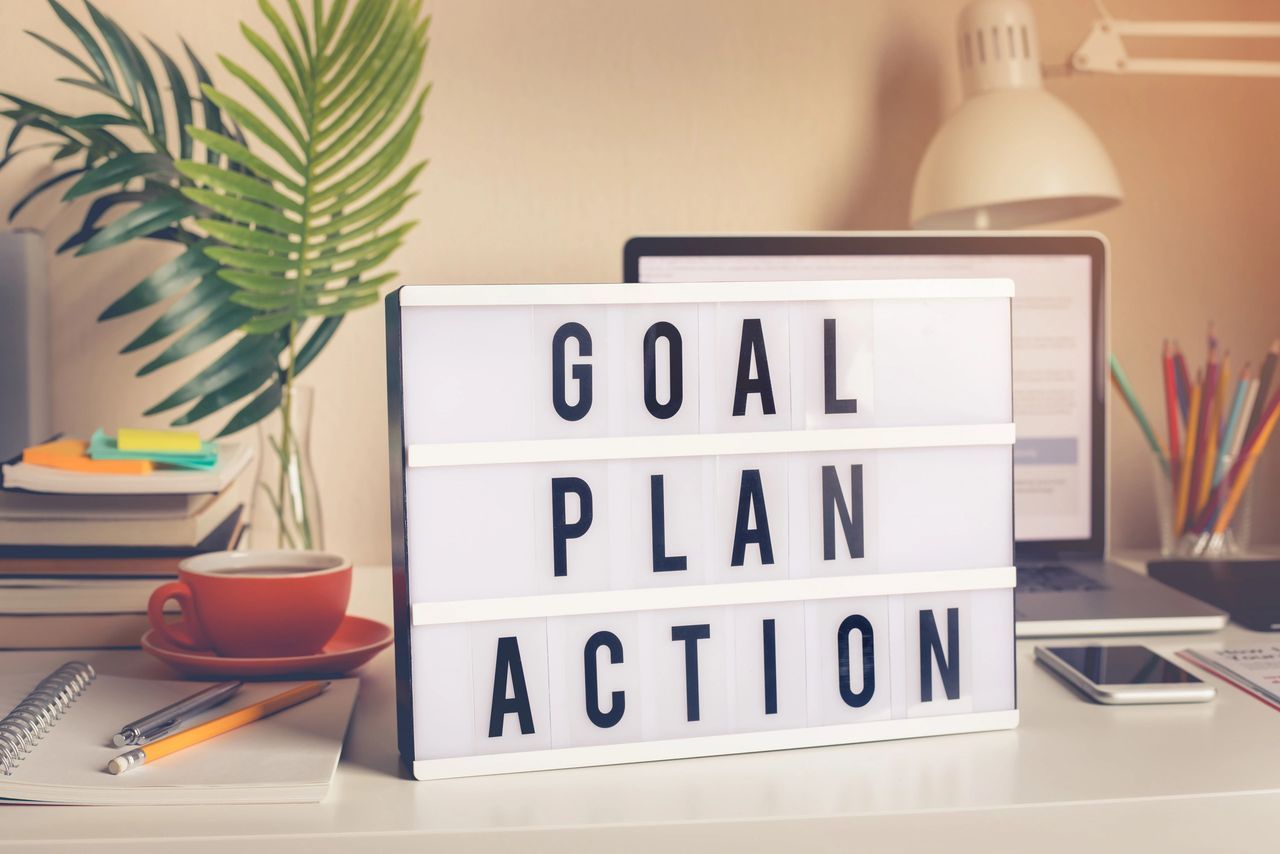 3 expert tips for achieving your business goals this year