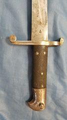 P1856 Enfield Saber Bayonet CS Numbered