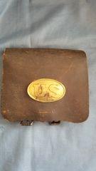 US Pattern 1857 Cartridge Box - JPittman