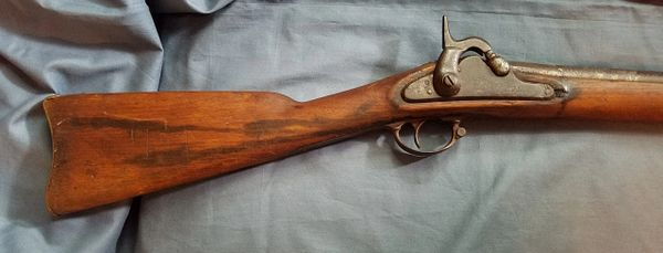 RICHMOND RIFLE MUSKET - 1863