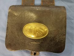 P1861 CARTRIDGE BOX With SLING