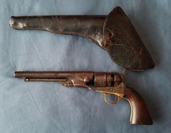 COLT 1860 ARMY & HOLSTER