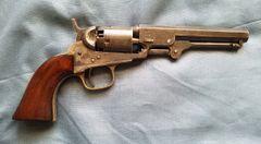 "COLT 1849 POCKET HARTFORD - 5 "" Barrel"