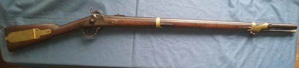 1841 RIFLE - Whitney 1852 - Colt Alteration