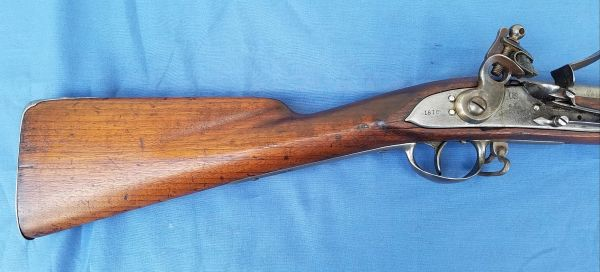 US 1808 CONTRACT MUSKET - STILLMAN
