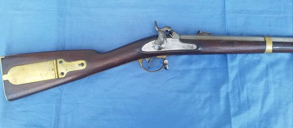 1841 Rifle - Robbins and Lawrence - 1849