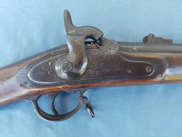 1861 Special Model LG & Y Rifle Musket