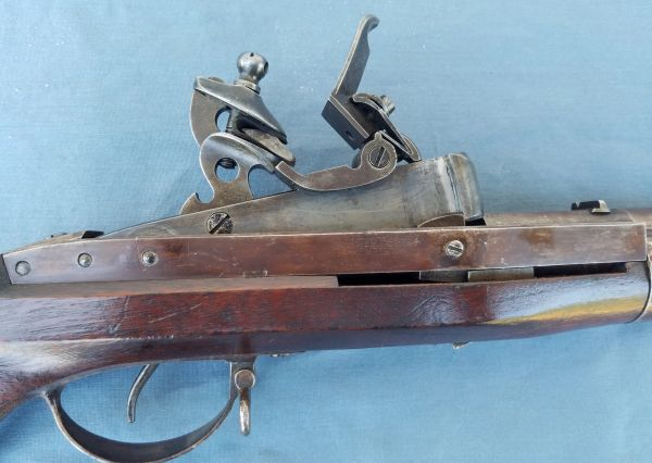 1819 Hall Rifle dated 1838