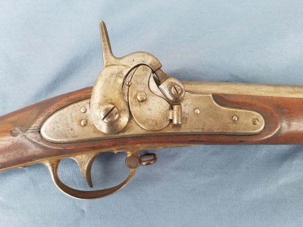 1816 Musket - Remington Conversion - 1857