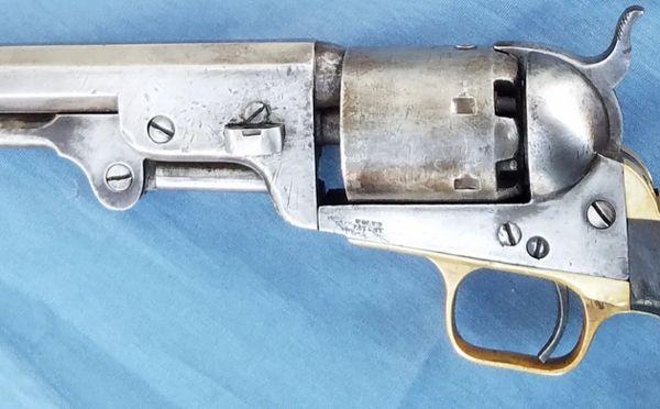 COLT 1851 NAVY -1862