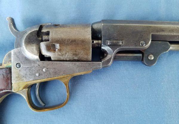 """Colt 1849 Pocket Pistol - 6"""" - 1859"""