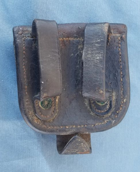 US UNMARKED CAP POUCH