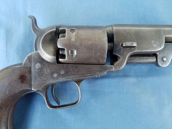 COLT 1851 NAVY - IRON GUARD - USN