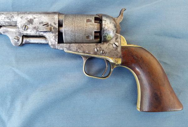 Colt 1851 Navy Hartford