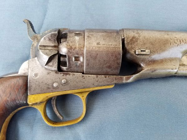 COLT 1860 ARMY - 1863 - 44 caiber