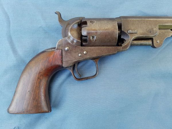 COLT 1851 NAVY - IRON GUARD