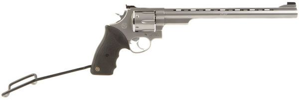 Taurus Model 66 LBR Revolver (Sect  1) Long Barrel Revolver  357 Magnum