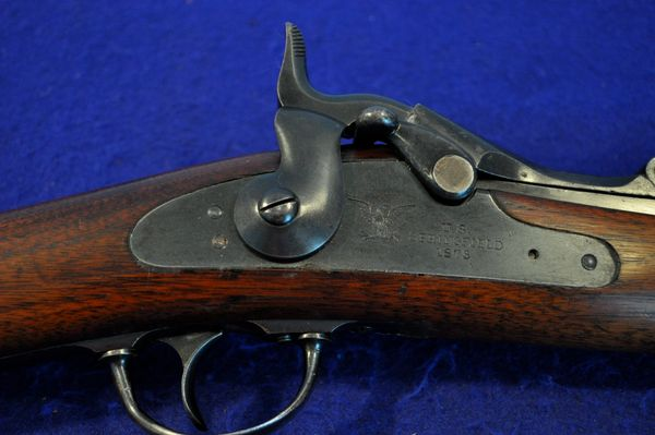 SOLD FANTASTIC! EARLY CUSTER ERA M1873 SPRINGFIELD  45-70 CALIBER TRAPDOOR  CARBINE~MFG  IN 1874