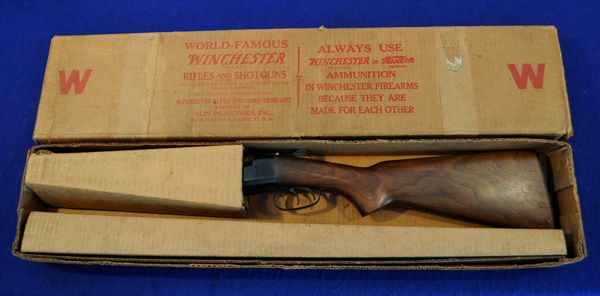 12 winchester gauge shotgun Winchester 12