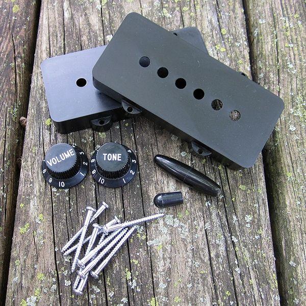 JAZZMASTER Black Pickup Accessories Kit