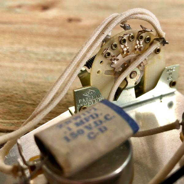 Fender Eric Johnson Stratocaster Wiring Harness