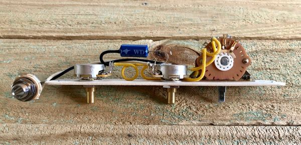 Telecaster Tele 3-Way Prewired Harness Kit