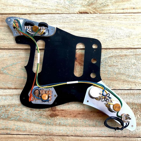 Fender Jaguar Vintage Style Wiring Harness