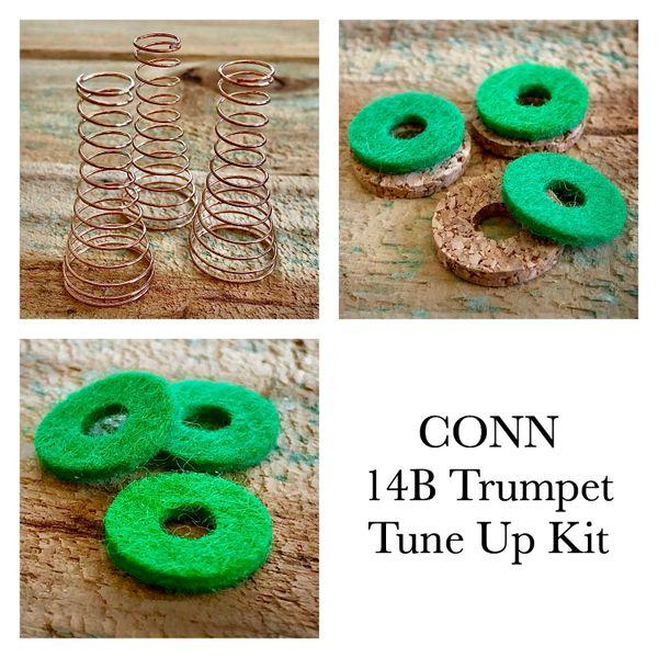 CONN 14B Trumpet Tune Up Kit - Rebuild Kit