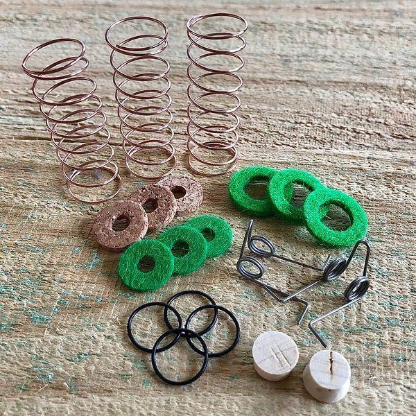 OLDS MENDEZ Cornet Rebuild Kit - Tune-Up Kit