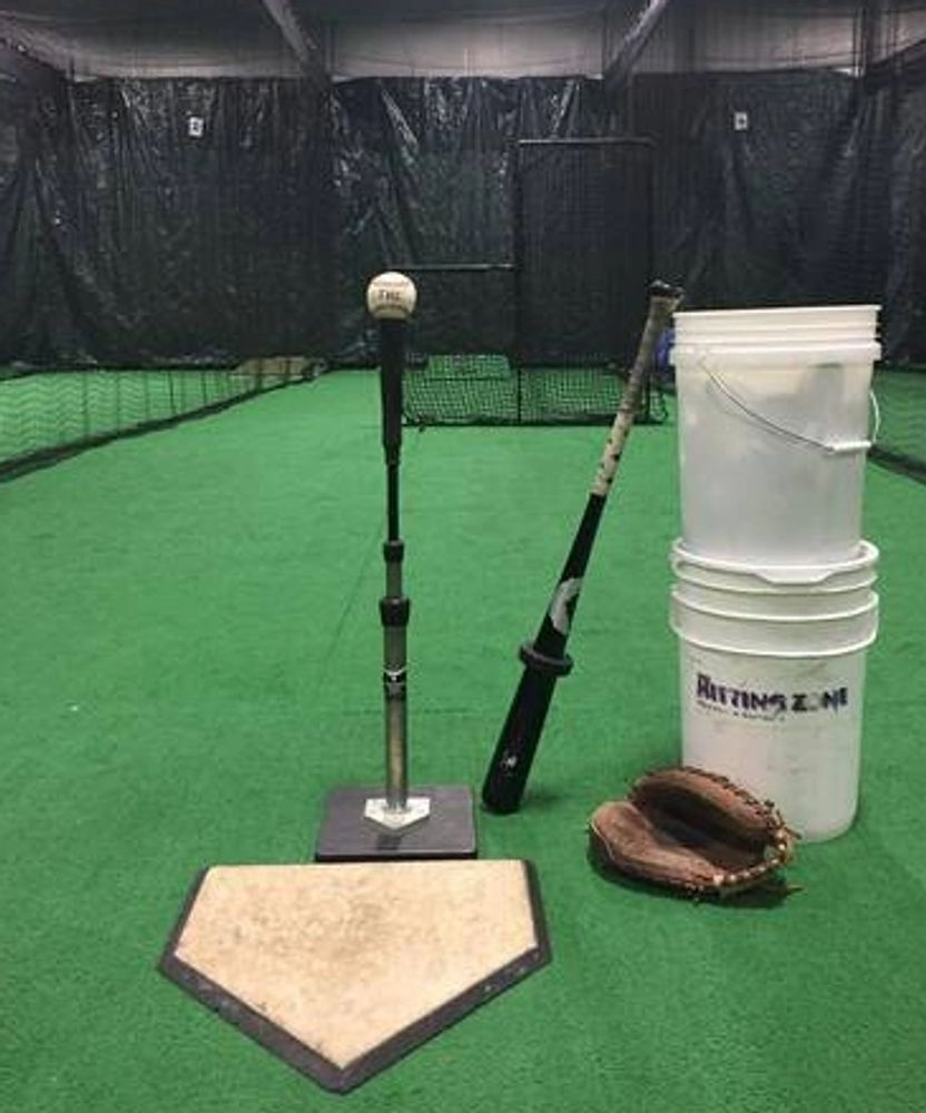 The Hitting Zone Batting Cages - Baseball and Softball Instruction