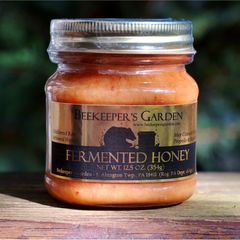 Fermented Raw Honey, 12.5 Oz.