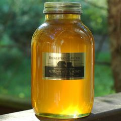 Honey, 5 Lb. Glass Jar (Local Sale Only)